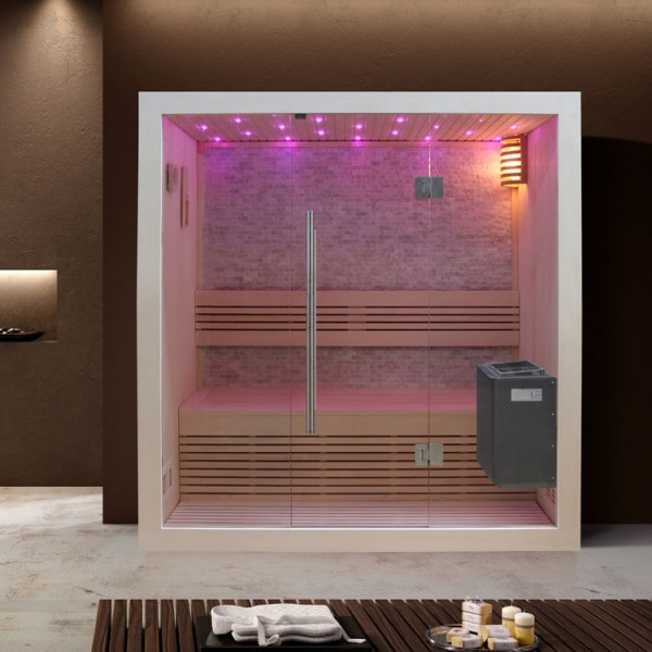 eo spa sauna b1103b pappelholz 150x105 3kw eos bio mini. Black Bedroom Furniture Sets. Home Design Ideas