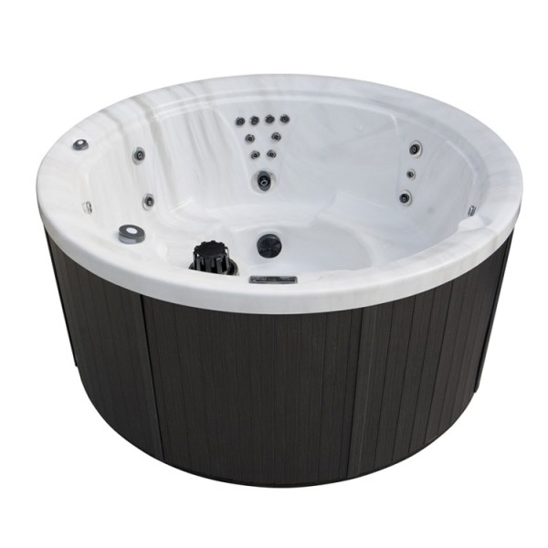 eo spa whirlpool aussenwhirlpool in 101 sterling silver 208x208 grau im online shop bestellen. Black Bedroom Furniture Sets. Home Design Ideas