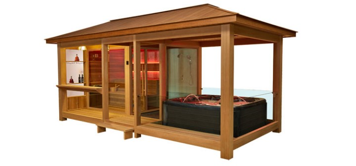 eo spa sauna lt06 rote zeder 650x350 9kw vitra combi online kaufen. Black Bedroom Furniture Sets. Home Design Ideas
