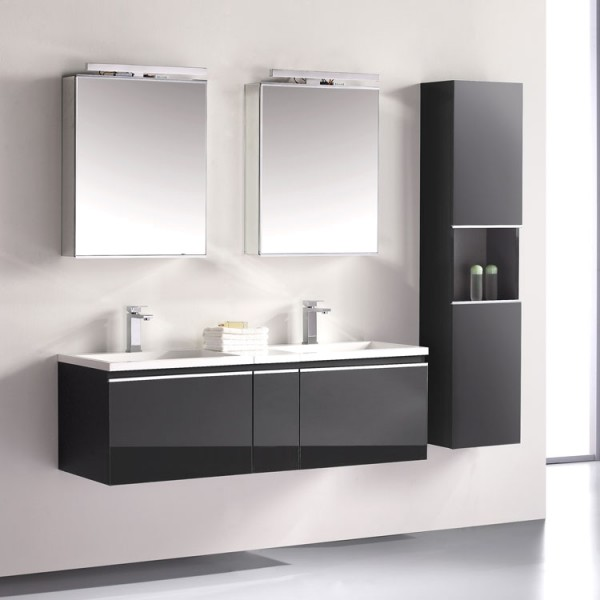 eago badm bel milano me 1400 dunkelgrau 140x45 im online shop bestellen. Black Bedroom Furniture Sets. Home Design Ideas