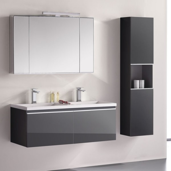 eago badm bel milano me 1200 dunkelgrau 120x45 online einkaufen. Black Bedroom Furniture Sets. Home Design Ideas
