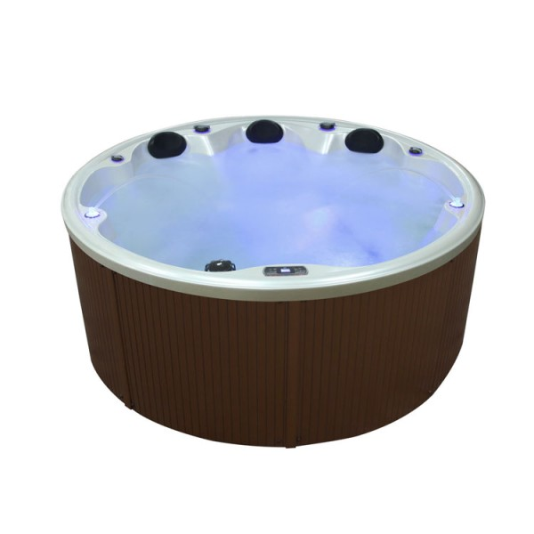 EO-SPA Aussenwhirlpool IN-097 classic WhitePearlescent 224x224 braun
