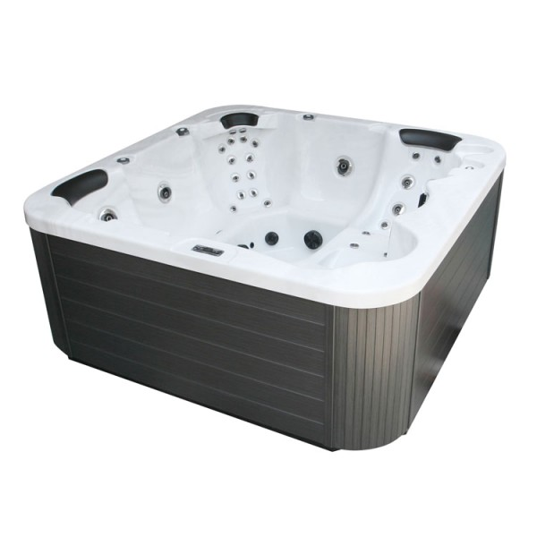 EO-SPA Whirlpool Aussenwhirlpool IN-104 Sterling Silver 230x230 grau
