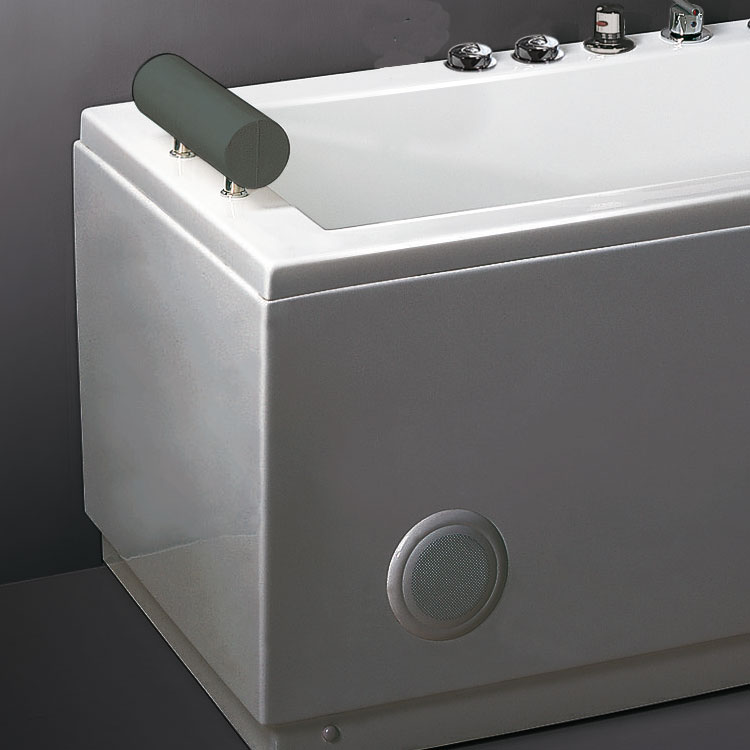 Badezimmer: EAGO Whirlpool AM127JDTSZ 168x 85/links