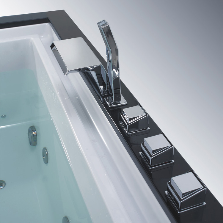 Badezimmer: EAGO Whirlpool AM146-2JDTSZ 191x102/links