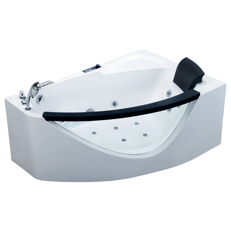 Badezimmer: EAGO Whirlpool AM198S 150x100/links