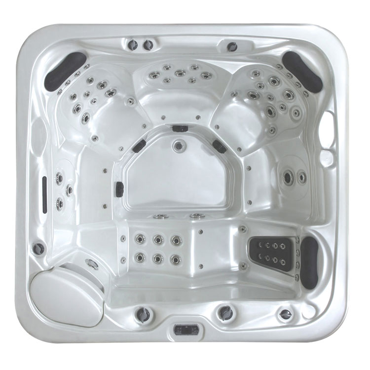 AWT SPA IN-593 premium WhitePearlescent/235x225/braun